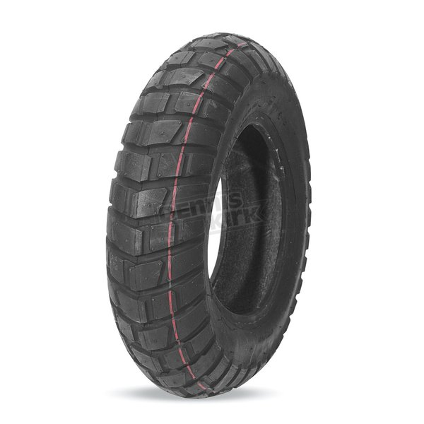 Duro Front or Rear HF903 120/90J-10 Blackwall Tire - 25-90310-120