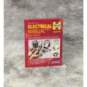 Haynes Motorcycle Electrical Manual  - 3471