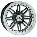 Front or Rear Machined SS216 Alloy 12x7 Wheel - 1228506404B