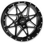Front/Rear Tornado 14x7 Aluminum Alloy Wheel - 1421952727B