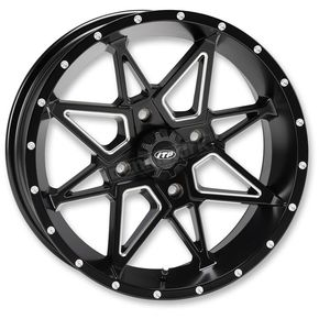 Front/Rear Tornado 14x7 Aluminum Alloy Wheel - 1421950727B