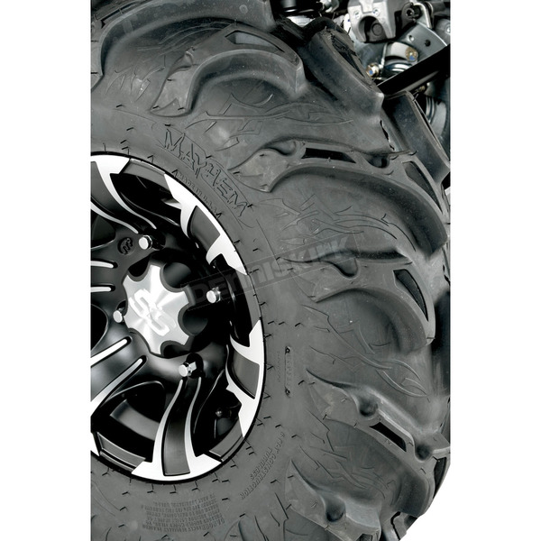 ITP Rear Right Mayhem SS Alloy SS 312 26x11-12 Tire/Wheel Kit - 46866R