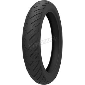 Kenda Front K676 Retroactive 100/90VB-19 Blackwall Tire - K-676