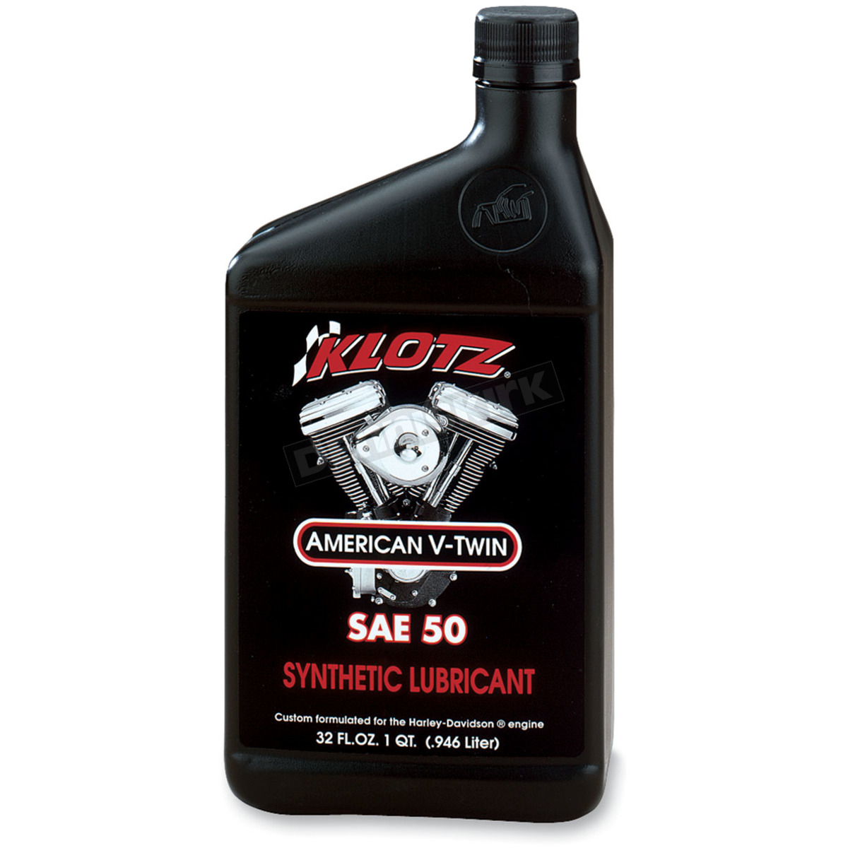 klotz v twin synthetic oil kh 50 harley davidson