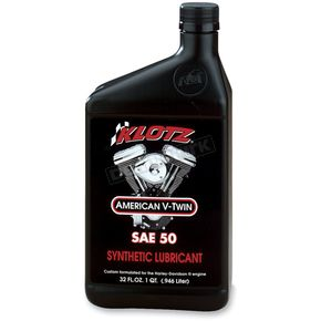 SAE 50W Synthetic V-Twin Engine Oil - KH-50