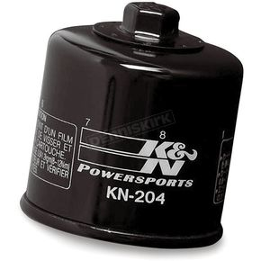 K & N Performance Gold Oil Filter - KN-204