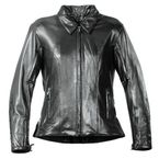 Onyx Leather Jacket - 441-1001