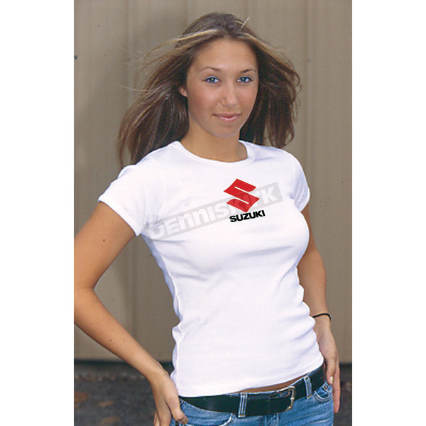 Metro Racing Ladies Suzuki T-Shirt - LT12800