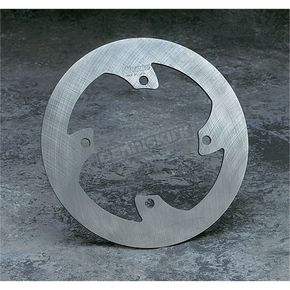 Moose Mud-Proof Solid Disc Brake Rotor - 1711-0202