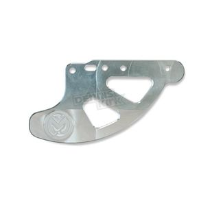 Aluminum Shark Fin Rear Disk Brake Guard - M13040