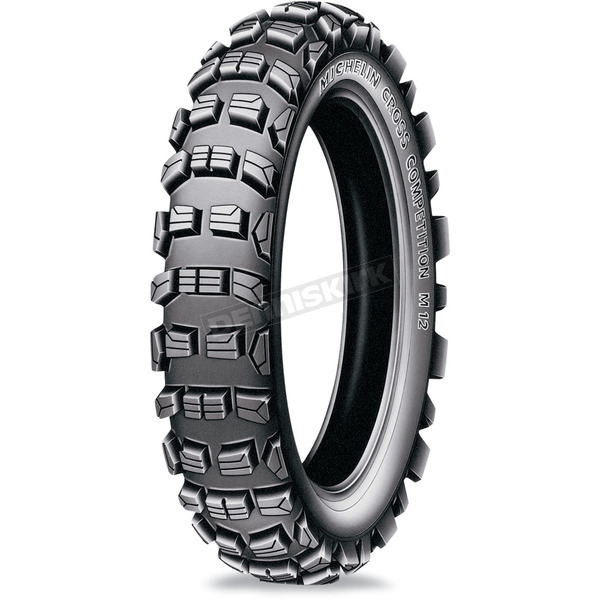 Michelin Rear M12 XC 120/80-19 Tire - 13304
