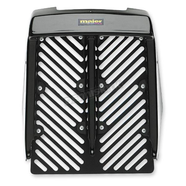 Maier Stock Black Radiator Cover - 189590