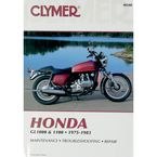 Honda Repair Manual - M436