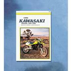 Kawasaki Repair Manual - M351