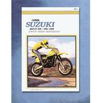 Suzuki Repair Manual - M379