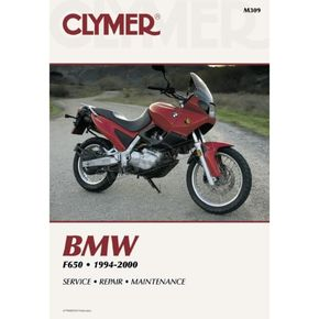 Clymer BMW Repair Manual - M309