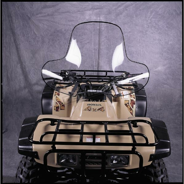 Maier Universal ATV Windshield w/o Mounted Lights - 46030
