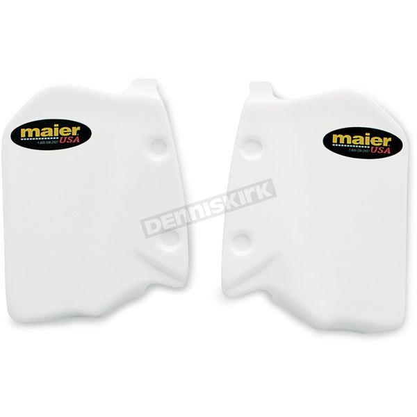 Maier White Super Air Scoops - 580121