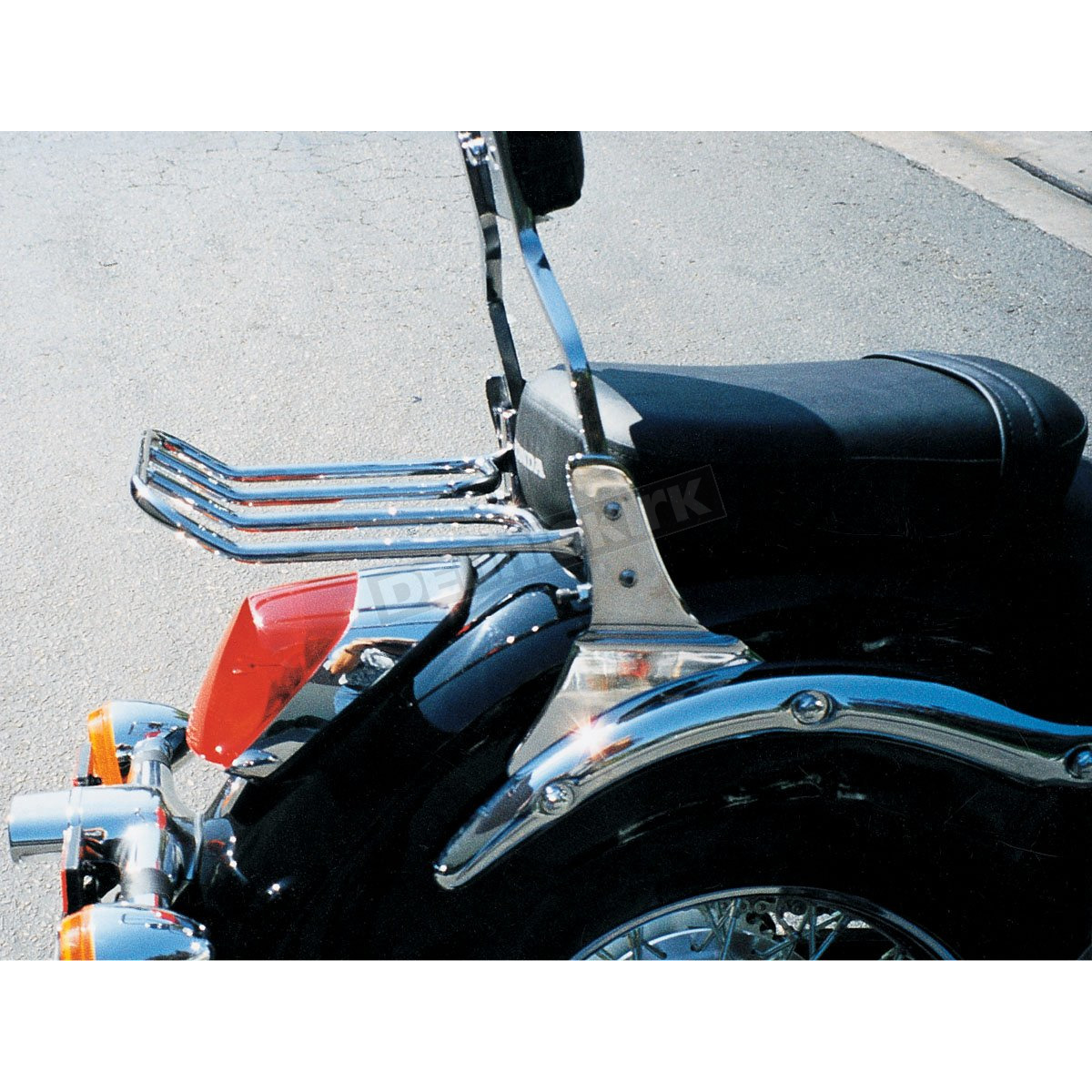 Mc Enterprises Universal Sissy Bar Rack 150 Motorcycle