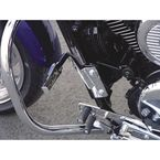 Full Size Chrome Engine Guards - 1000-43