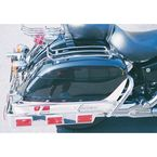 Chrome Saddlebag Top Racks  - 472-13