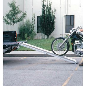 Prairie View Ind Folding Aluminum Loading Ramp - MC1296