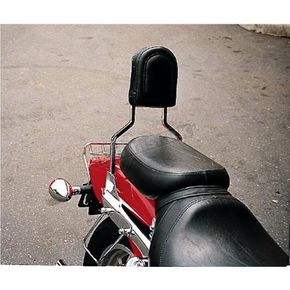 MC Enterprises Sissy Bar with Studded Pad - 290-06