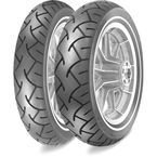 Rear ME880 MU85HB-16 Narrow White Sidewall Tire - 1770300