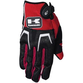 Joe Rocket Kawasaki Cliff Hanger Gloves - 826-4102