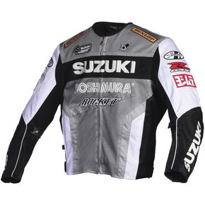 Joe Rocket Suzuki Replica Mesh Jacket - 0851-2603