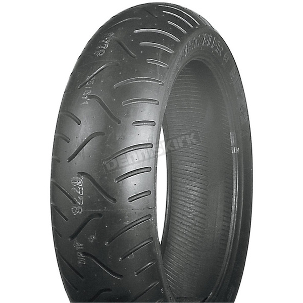 Metzeler Rear ME Z2 130/80H-17 Blackwall Tire - 0843500