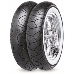 Continental Rear Conti Milestone CM2 Mileage Plus 150/80H-16  Wide White Sidewall Tire - 02484140000