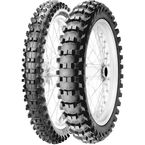 Front Scorpion MX 32 70/100-19 Mid Soft Tire - 1664300