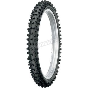 Dunlop Front GeoMax MX11 80/100-21 Blackwall Tire - 32SS26