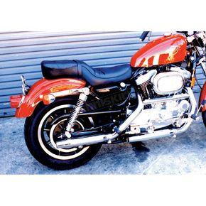 Cycle Shack Tapered Slip-On Mufflers - MXL-134TA