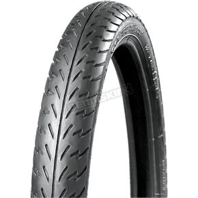 IRC Front/Rear NR53 2.50L-17 Blackwall Tire - T10115