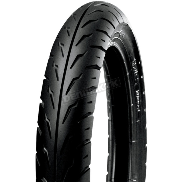 IRC Front/Rear NR64 110/80S-17 Blackwall Tire - T10089