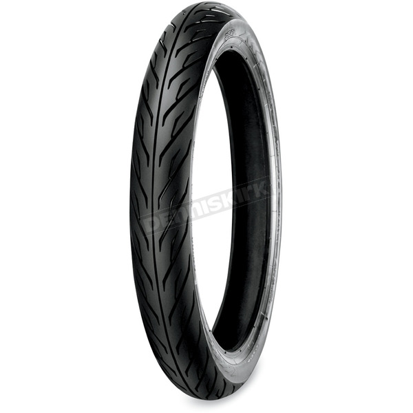 IRC Front/Rear NR73 90/90P-14 Blackwall Tire - T10272