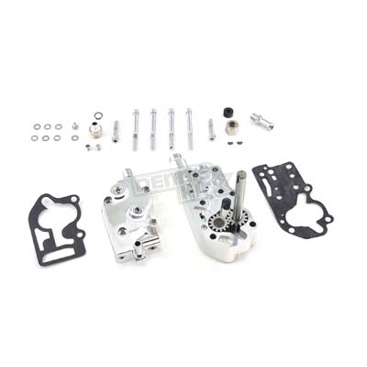 Polished Oil Pump Assembly - 12-9975