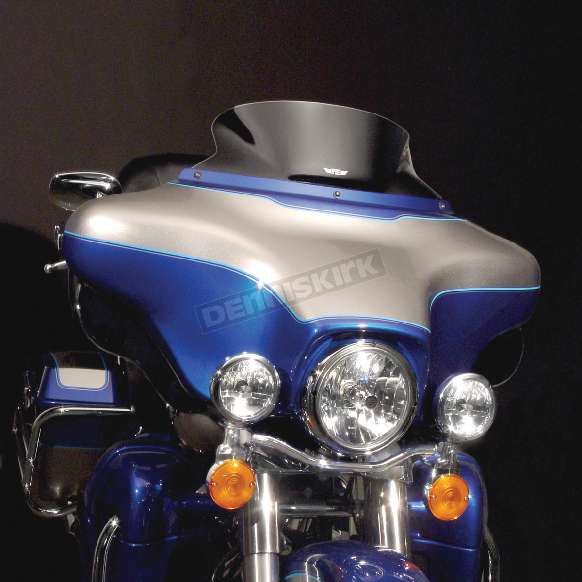 Details about  /National Cycle USA Standard Clear VStream Windshield N20403 55-2131 562-5081C