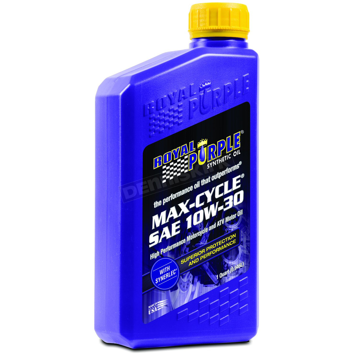 Royal Purple Max Cycle Engine And Multi Purpose Oil 10w30