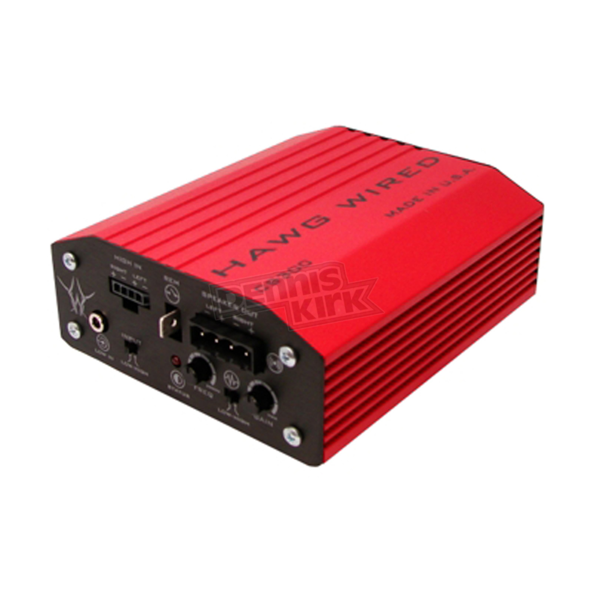 Hawg Wired 300 Watt Competition Series Audio Amplifier - CS300 ...