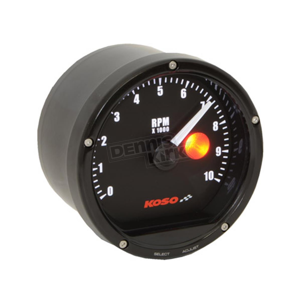 tachometer gauge with shift light. loading zoom tachometer gauge with shift light t