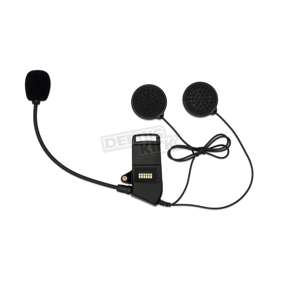 Helmet Clamp with Speakers/Boom Mic for Integrated Intercoms For BELL  Helmets - 7021592
