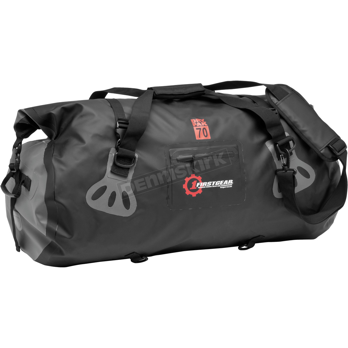 Firstgear Torrent Waterproof 70L Duffel Bag - 107281 Dirt Bike ... abff3d00dd117