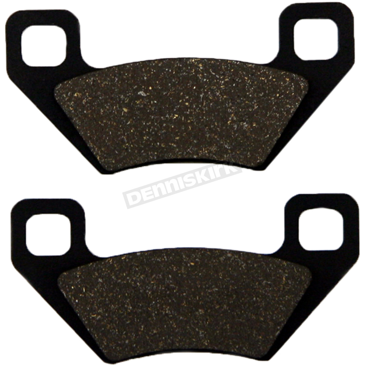 Rear Wagner ThermoQuiet PD374 Ceramic Disc Pad Set