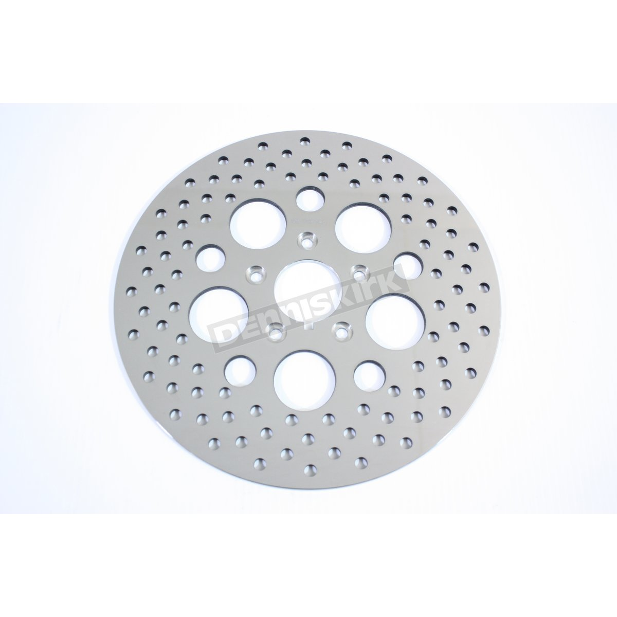 """10/"""" Front or Rear Drilled Brake Disc,for Harley Davidson,by V-Twin"""