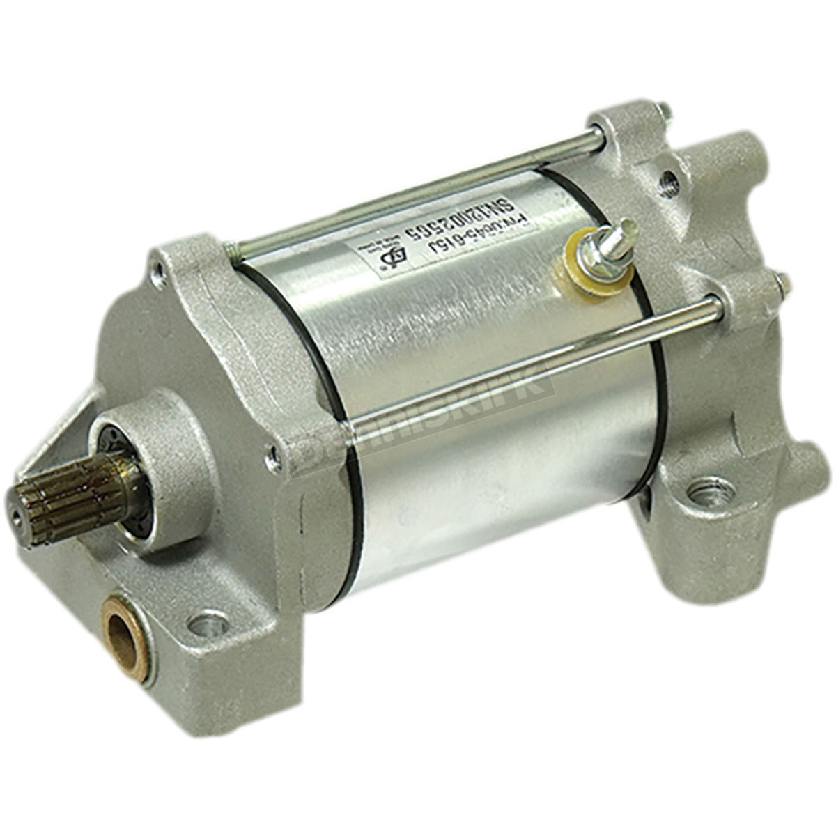 Sports parts inc starter motor sm 01316 snowmobile for Nhd inc motor starter