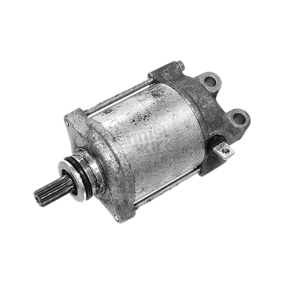 Sports parts inc starter motor sm 01317 snowmobile for Nhd inc motor starter