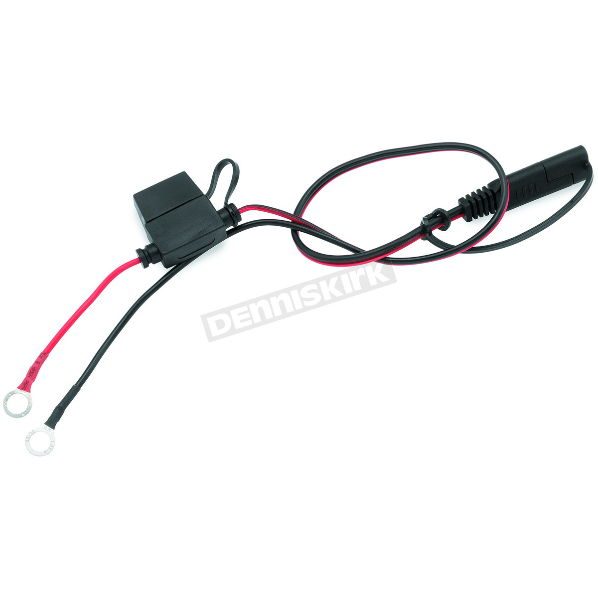 BikeMaster Replacement Quick Connect Wire Harness W/Rings for Battery  Charger/Maintainers - 0603